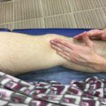 массаж колен подольск