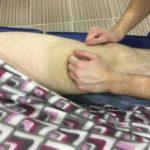 массаж ног подольск