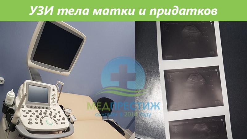 УЗИ матки – показания и особенности процедуры Фото